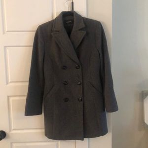 Express Peacoat, Size 3/4